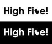 High 5! or High Five! Logo - Entry #59