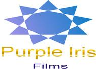 Purple Iris Films Logo - Entry #38