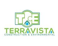 TerraVista Construction & Environmental Logo - Entry #270