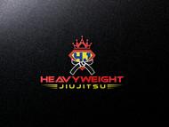 Heavyweight Jiujitsu Logo - Entry #97