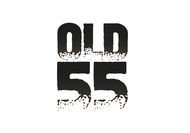 """""""OLD 55"""" - mid-century vintage furniture and wares store Logo - Entry #81"""