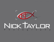 Nick Taylor Photography Logo - Entry #168