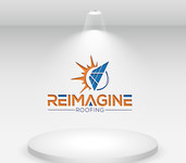 Reimagine Roofing Logo - Entry #187