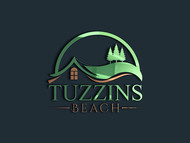 Tuzzins Beach Logo - Entry #62