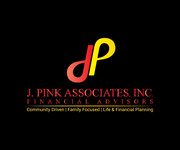 J. Pink Associates, Inc., Financial Advisors Logo - Entry #227
