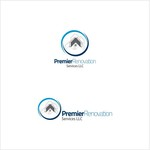 Premier Renovation Services LLC Logo - Entry #192