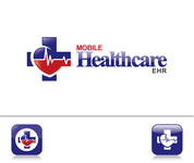 Mobile Healthcare EHR Logo - Entry #12