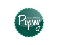 gluten free popsey  Logo - Entry #6
