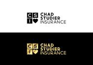 Chad Studier Insurance Logo - Entry #90