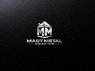 Mast Metal Roofing Logo - Entry #168