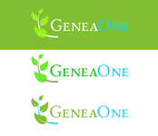 GeneaOne Logo - Entry #118
