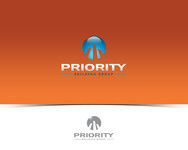 Priority Building Group Logo - Entry #184