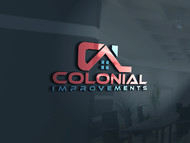 Colonial Improvements Logo - Entry #24