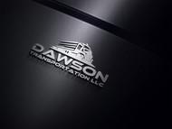 Dawson Transportation LLC. Logo - Entry #127
