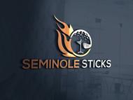 Seminole Sticks Logo - Entry #118