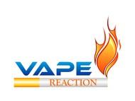 Vape Reaction Logo - Entry #76