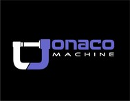 Jonaco or Jonaco Machine Logo - Entry #130