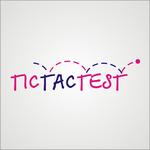 TicTacTest Logo - Entry #57