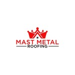 Mast Metal Roofing Logo - Entry #263