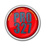 PRO 327 Logo - Entry #140