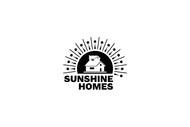 Sunshine Homes Logo - Entry #331