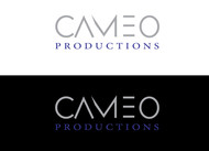 CAMEO PRODUCTIONS Logo - Entry #1