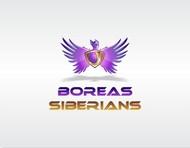 Siberian Husky Logo - Entry #43