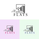 The Flats at Maple & Motor Logo - Entry #25