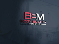 Body Built by Michelle Logo - Entry #46