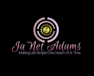 Ja'Net Adams  Logo - Entry #60