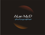 Alan McDonald - Photographer Logo - Entry #76