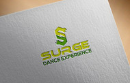 SURGE dance experience Logo - Entry #56