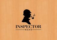 Inspector West Logo - Entry #144