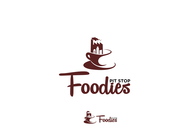 Foodies Pit Stop Logo - Entry #56