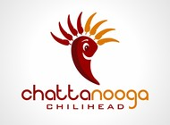 Chattanooga Chilihead Logo - Entry #141