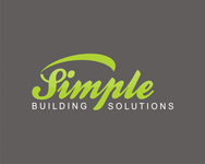 Simple Building Solutions Logo - Entry #14