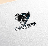 Raptors Wild Logo - Entry #126