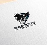 Raptors Wild Logo - Entry #126