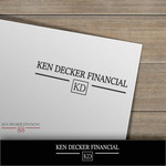 Ken Decker Financial Logo - Entry #74