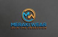 Meraki Wear Logo - Entry #109
