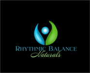 Rhythmic Balance Naturals Logo - Entry #57