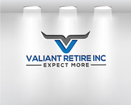 Valiant Retire Inc. Logo - Entry #368