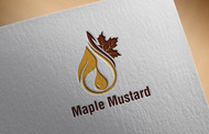 Maple Mustard Logo - Entry #104