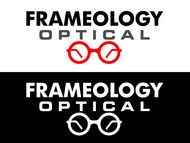 Frameology Optical Logo - Entry #90