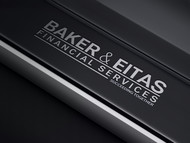 Baker & Eitas Financial Services Logo - Entry #255