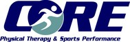 Core Physical Therapy and Sports Performance Logo - Entry #9