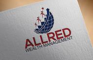 ALLRED WEALTH MANAGEMENT Logo - Entry #385