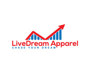 LiveDream Apparel Logo - Entry #331