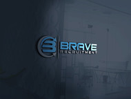 Brave recruitment Logo - Entry #40