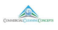 Commercial Cleaning Concepts Logo - Entry #85